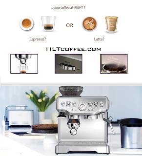 Cà phê pha máy