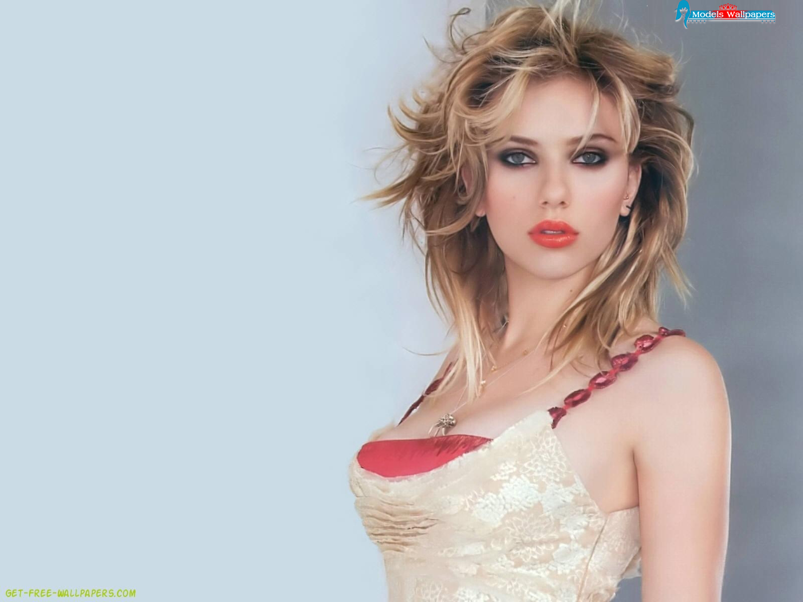 scarlett johansson model - photo #2