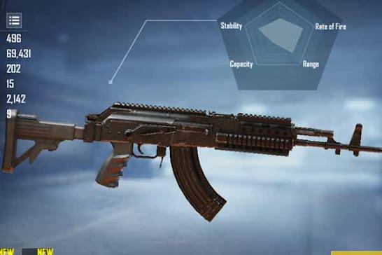 M762 AR - PUBG Mobile Weapons