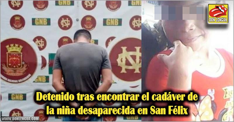 Detenido tras encontrar el cadáver de la niña desaparecida en San Félix