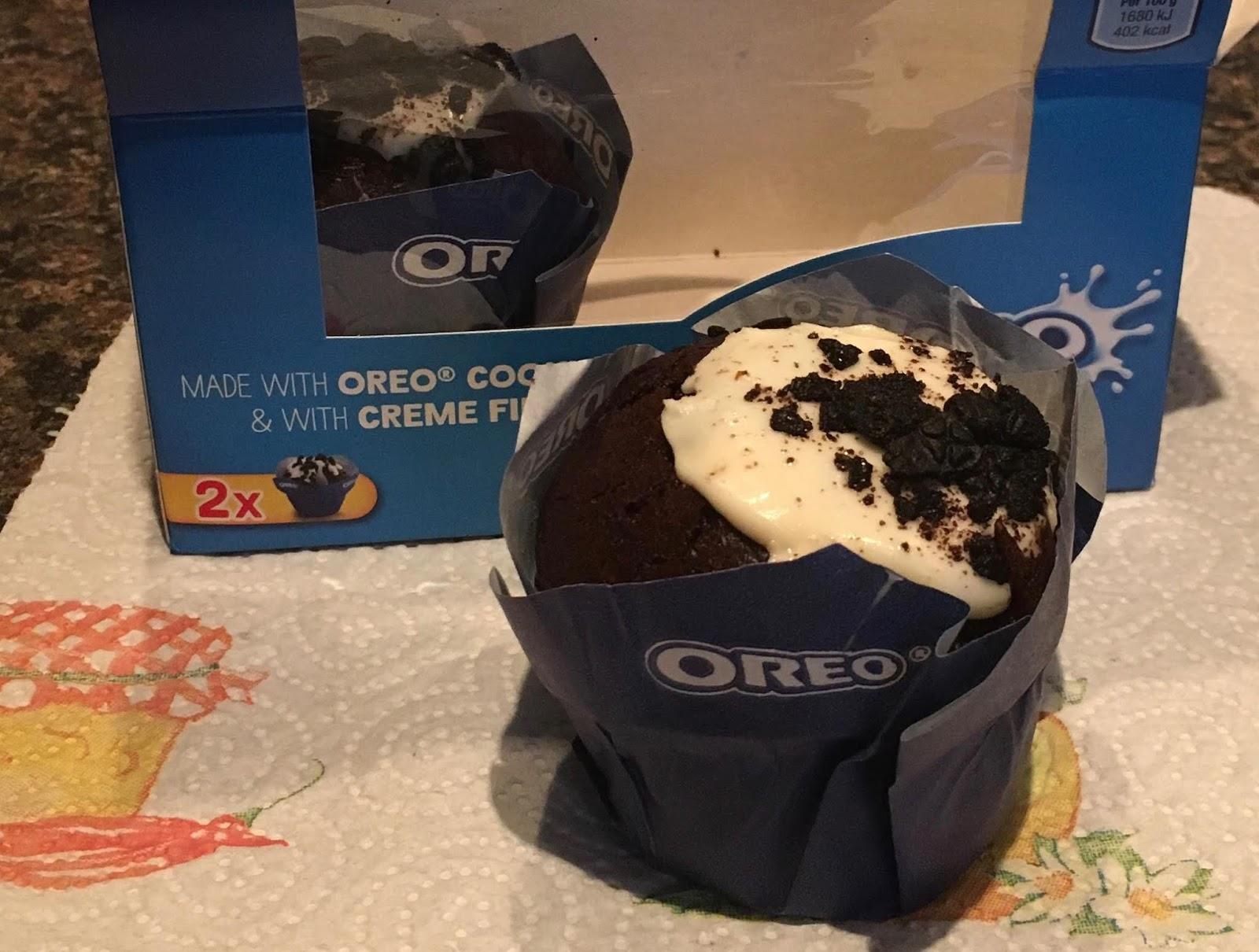 Foodstuff Finds Oreo Muffins Asda By At Cinabar