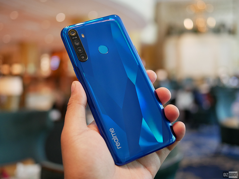 Realme 5 with competition destroying specs and quad cameras released in the Philippines!