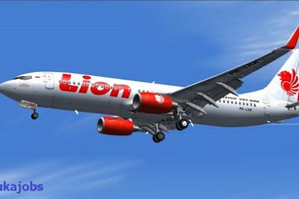 Lowongan Kerja Lion Air Group Periode Oktober 2019