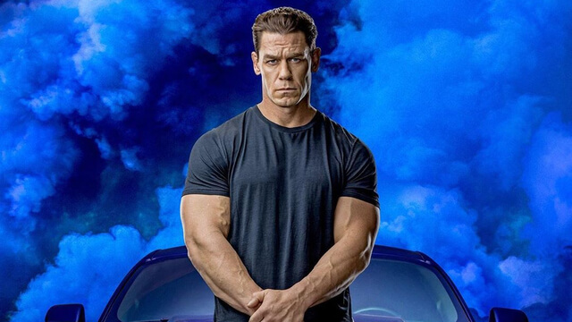 John Cena's First look for Fast & Furious 9 Revealed
