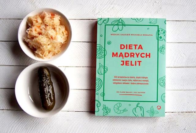 """""""Dieta mądrych jelit"""" ksiazka opinia"""