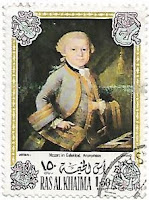 Selo The Boy Mozart (1763)
