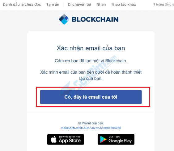 Cách tạo Ví Blockchain - 3