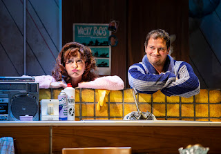 Adrian Mole: The Musical @ The Ambassadors Theatre