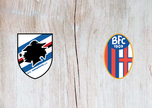 Sampdoria vs Bologna -Highlights 28 June 2020