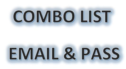 Email_Pass 822k HQ Combo list (Netflix,Spotify, Fortnite ...