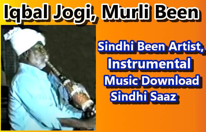 Iqbal Jogi, Sindhi Murli Been Artist, Instrumental Music Download