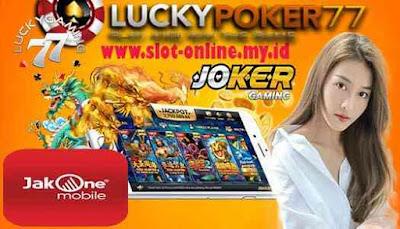 Daftar Joker Gaming Via JakOne Dan JakCard Bank DKI