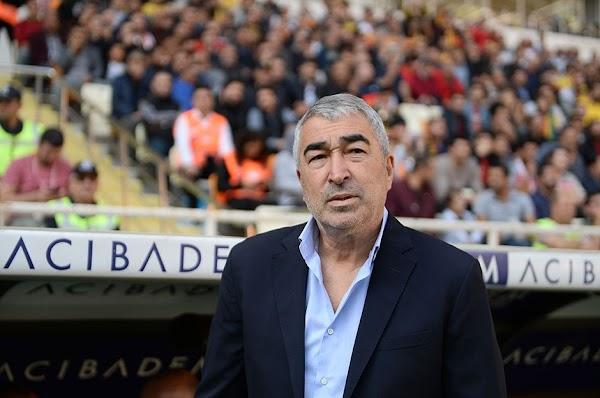 Oficial: Kayserispor, rescinde el técnico Samet Aybaba