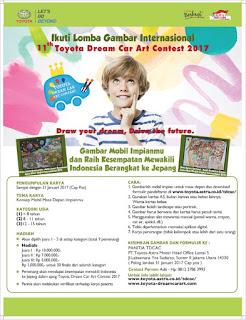 Toyota Dream Car Art Contest (TDCAC) 2017