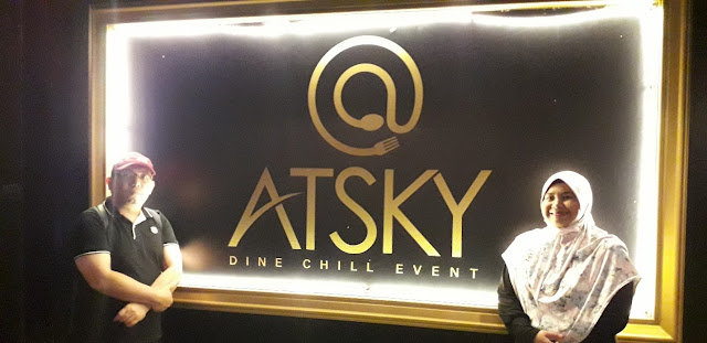 ATSKY Dine Chill Event