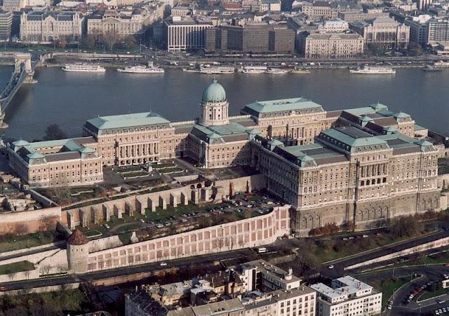 Visita ao Castelo Buda