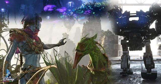 全新阿凡達遊戲 Avatar: Frontiers of Pandora 將於2022年推出