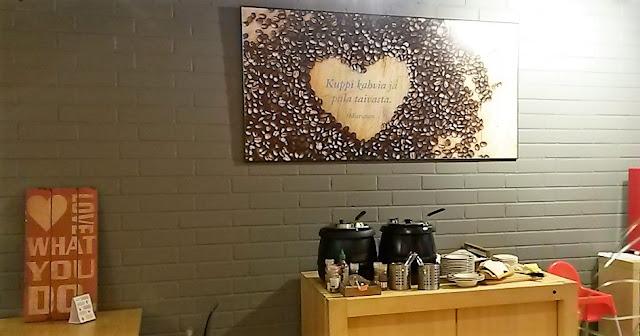 Cafe Murunen kahvila Kajaani