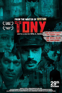 Tony (2019) Movie Hindi Download 720p HDRip