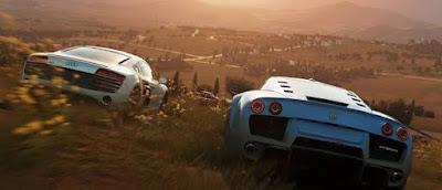 Platform game-game balapan xbox one,menguji kemampuan mengemudi Anda.