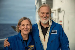 Catherine D. Sullivan becomes the first woman to reach the Mariana Trench