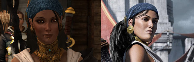 dragon age 2 whitewashing