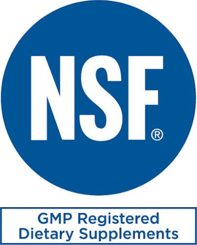 foto 4Life Memperoleh Pendaftaran Amalan Pengilangan Baik NSF International