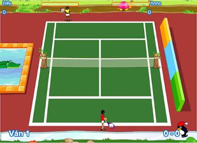 Chơi game tennis hay nhất