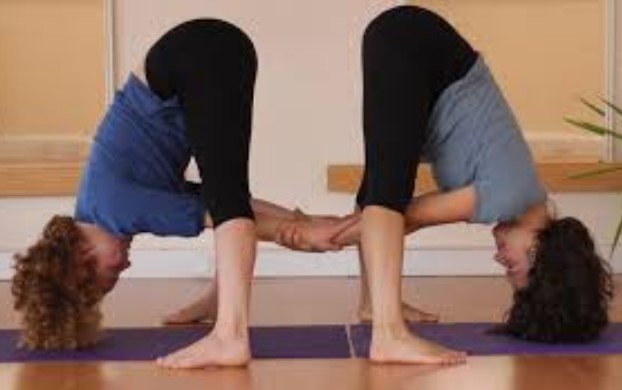 The Basic Facts Of 2 Person Yoga Poses For Beginners