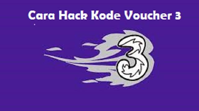cara hack kode voucher 3