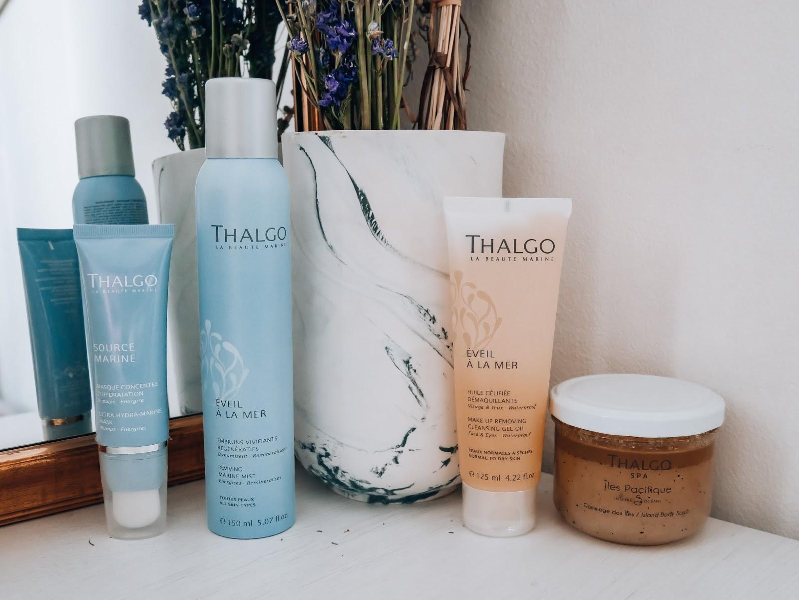 Thalgo - spa à la maison