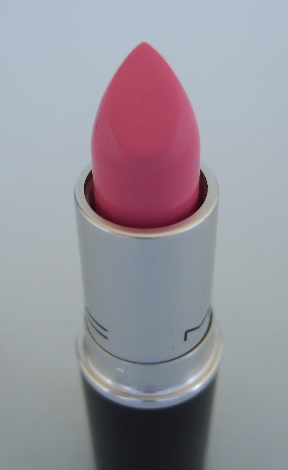 We Should Makeup Mac Pink Friday Lipstick With Comparison
