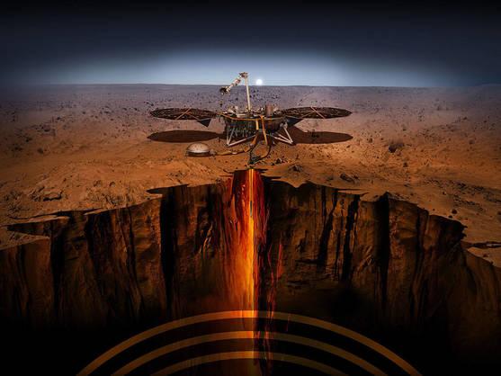 La base de Elon Musk en Marte estará a salvo de seísmos