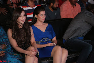 Rogue Movie Teaser Launch Event 1st March 2017   Mannara Chopra, Angela and other star cast Gallery 02.JPG