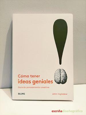 """""""Cómo tener ideas geniales. Guía de pensamiento creativo"""" es una recopilación de ingeniosas ideas, dentro del campo del diseño, la publicidad y la comunicación, para aplicar en busca de la creatividad."""