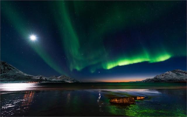 Impresiones del norte de Noruega