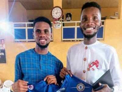 Diehard Chelsea fans hold thanksgiving to celebrate UEFA win (Photo)