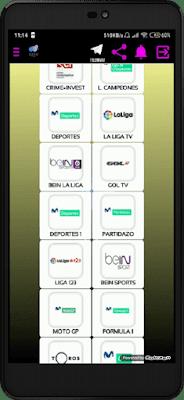 تحميل تطبيق Gosu Tv APK الجديد لمشاهدة القنوات الأجنبية مباشرة على أجهزة الأندرويد