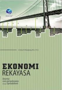 Ekonomi Rekayasa, Disertai cara penyelesaian dengan Spreadsheet (BP)