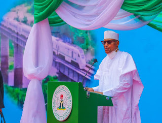Photos: See the very important thing Kebbi Gov. Bagudu joins President Buhari to do in Kano