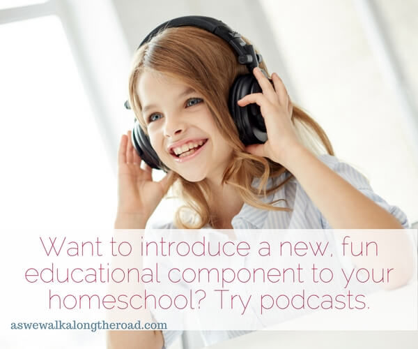 Educational podcasts for kids