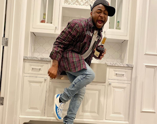 Video Of Davido Defecating Surfaces Online