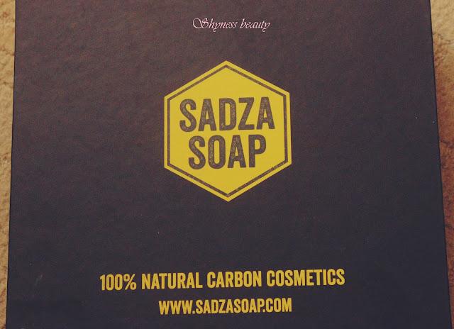 Węgiel - SADZA SOAP