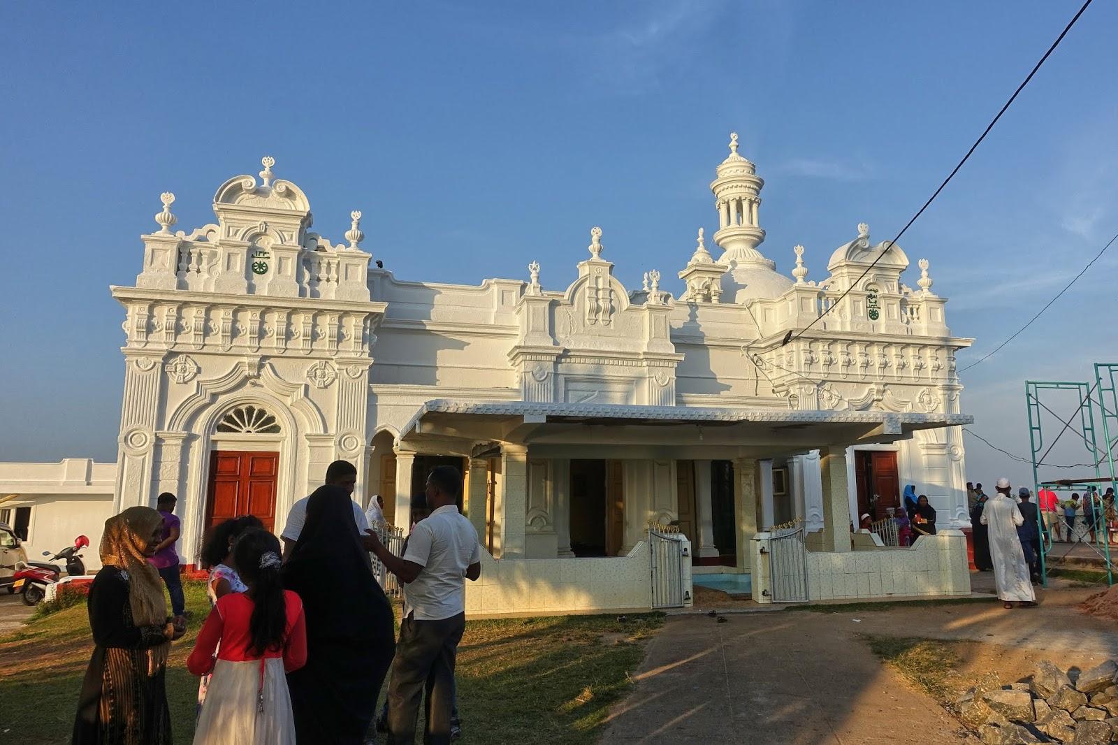 Kechchimalai Mosque Beruwala