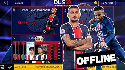 تحميل لعبة دريم ليك سوكر نسخة Parisan German بتشكيلة اسطورية و بدون انترنت