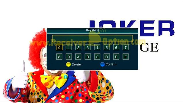 JOKER ORANGE 1506T 512 4MB NEW SOFTWARE 29 JUNE 2021