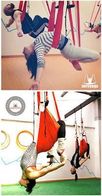 yoga, aeroyoga, aerial yoga, yoga aereo, air yoga, suspension, colombia, bogota, cali, medellin, barranquilla, deporte, fitness, pilates, formacion, cursos, profesores