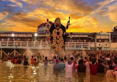 Naihati Boro Maa - Goddess Kali Who Make Wish Come True