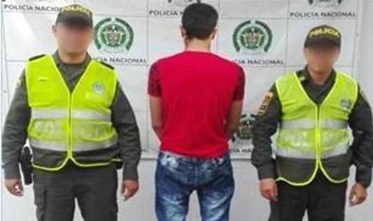"""En Flandes (Tolima), autoridades dieron con alias """"La Muerte"""", quien tenía orden de aprehensión"""