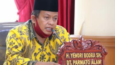 Fraksi Golkar DPRD Kota Payakumbuh Minta Pemko dan MUI Kaji Ulang Penutupan Sarana Ibadah